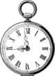 antique pocket watch - 54497973
