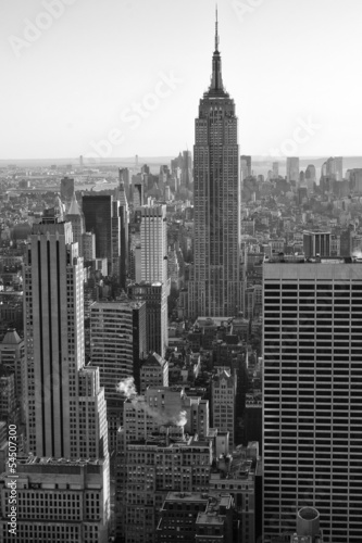 Fototapete manhattan fototapeten aufkleber poster for Raumgestaltung new york