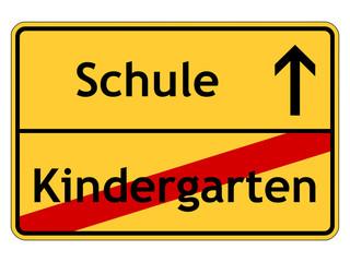 Unser Kind kommt in die Schule