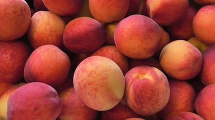 Owoce brzoskwini