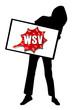 WSV Schild