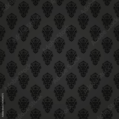 Seamless Pattern Wallpaper Elements