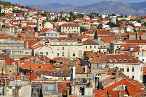 Roofs of Split