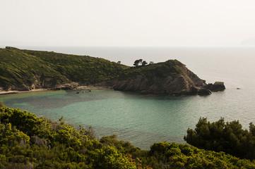 Skiathos coastline
