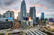 Tokyo at Nishi-Shinjuku Financial District