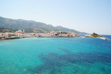 Hafen Samos