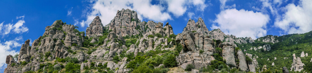 Demerji mountain
