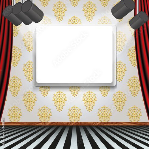 Vector Artistic Background