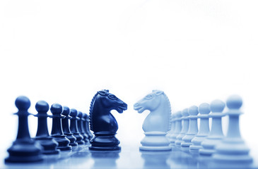 Chess confrontation2
