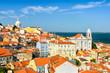 Lisbon downtown, Portugal