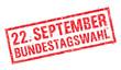 Bundestagswahl 2013 (I)