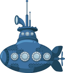 submarine for you design