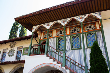 Khan's Palace in Bakhchisaray