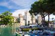 Sirmione, Gardasee, Italien,