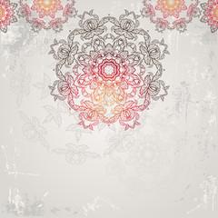 Beautiful ethnic ornamental  background
