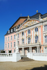 South wing of Prince-electors Palace in Trier, Germany