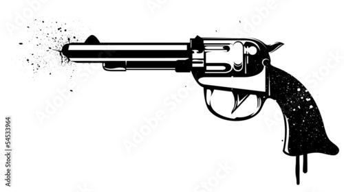 Revolver Graffiti - 54533964