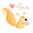 love squirrel