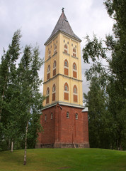 The Tower of the Lappee Church