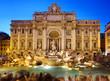 Trevibrunnen 2, Rom, Italien