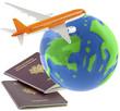 concept voyage autour du monde