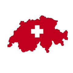Schweizkarte