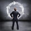 Routine im Business-Alltag