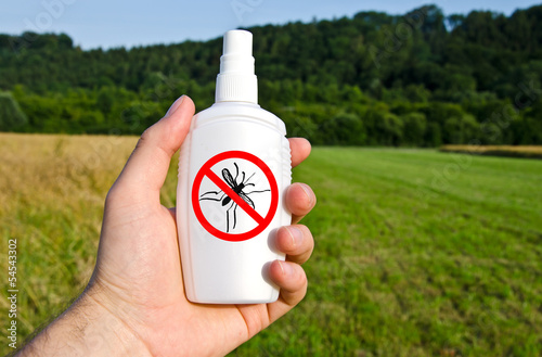 Anti Mücken Spray Icon
