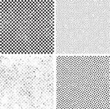 grunge textures set. background. vector illustration
