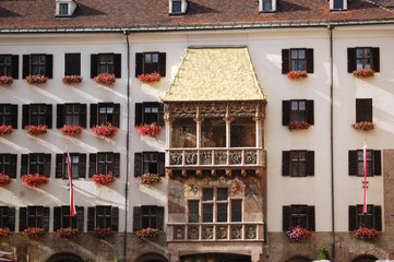 The house with the golden roof - Innsbruck - Austria