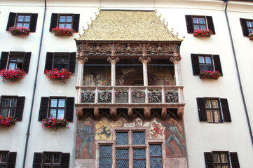 The Golden Roof - Innsbruck - Austria