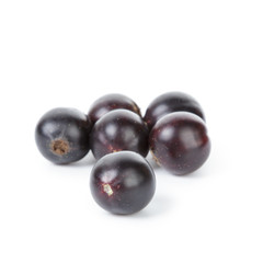 fresh ripe blackcurrant