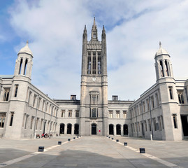 Marischal College, Aberdeen Scotland