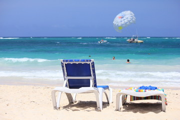 Postcard from East Barbados Beach