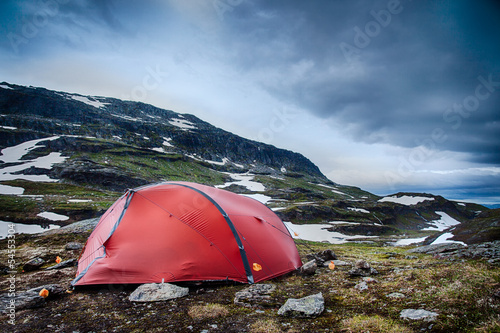 Camp in Norway - 54553304