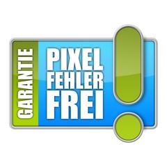 button mr pixelfehlerfrei I