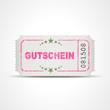 ticket v3 gutschein I