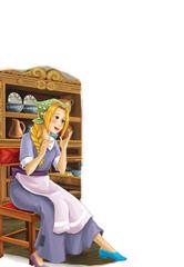 The princesses - Cinderella - elements