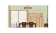 Japanese-style room / Type1