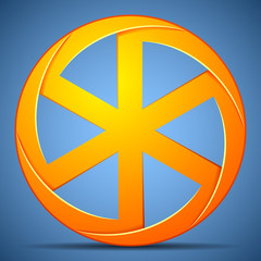 Perun wheel (Perunich)