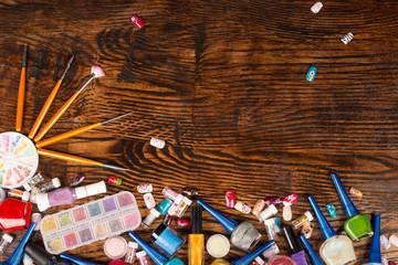Nail art still life