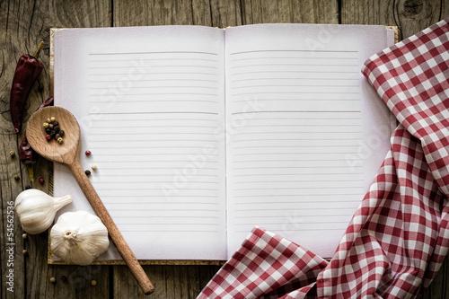 Recipe book - 54562536