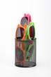Gafas de sol en un bote