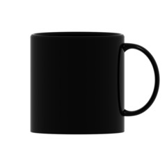 Cup black