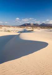 dunes of Corralejo
