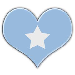 Heart with flag of Somalia