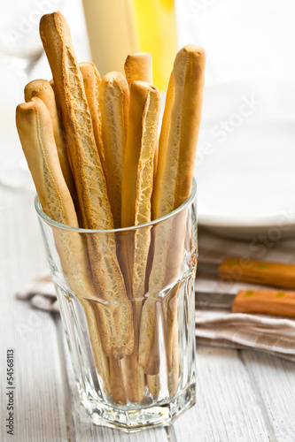 grissini sticks