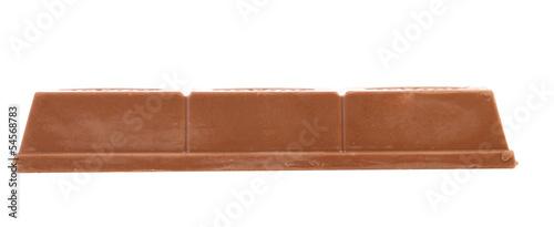 Wafer bar of chocolate.