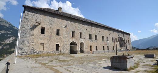 Forts de l'Esseillon - Commandement