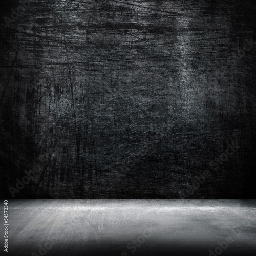 metallic interior background
